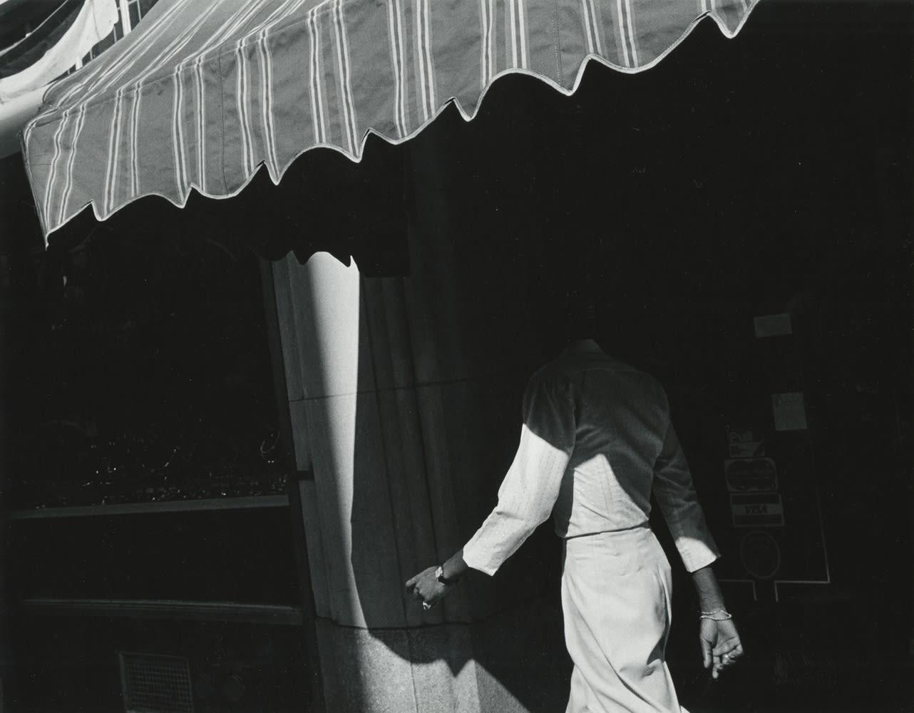 Ray K. Metzker, City Whispers, 1982