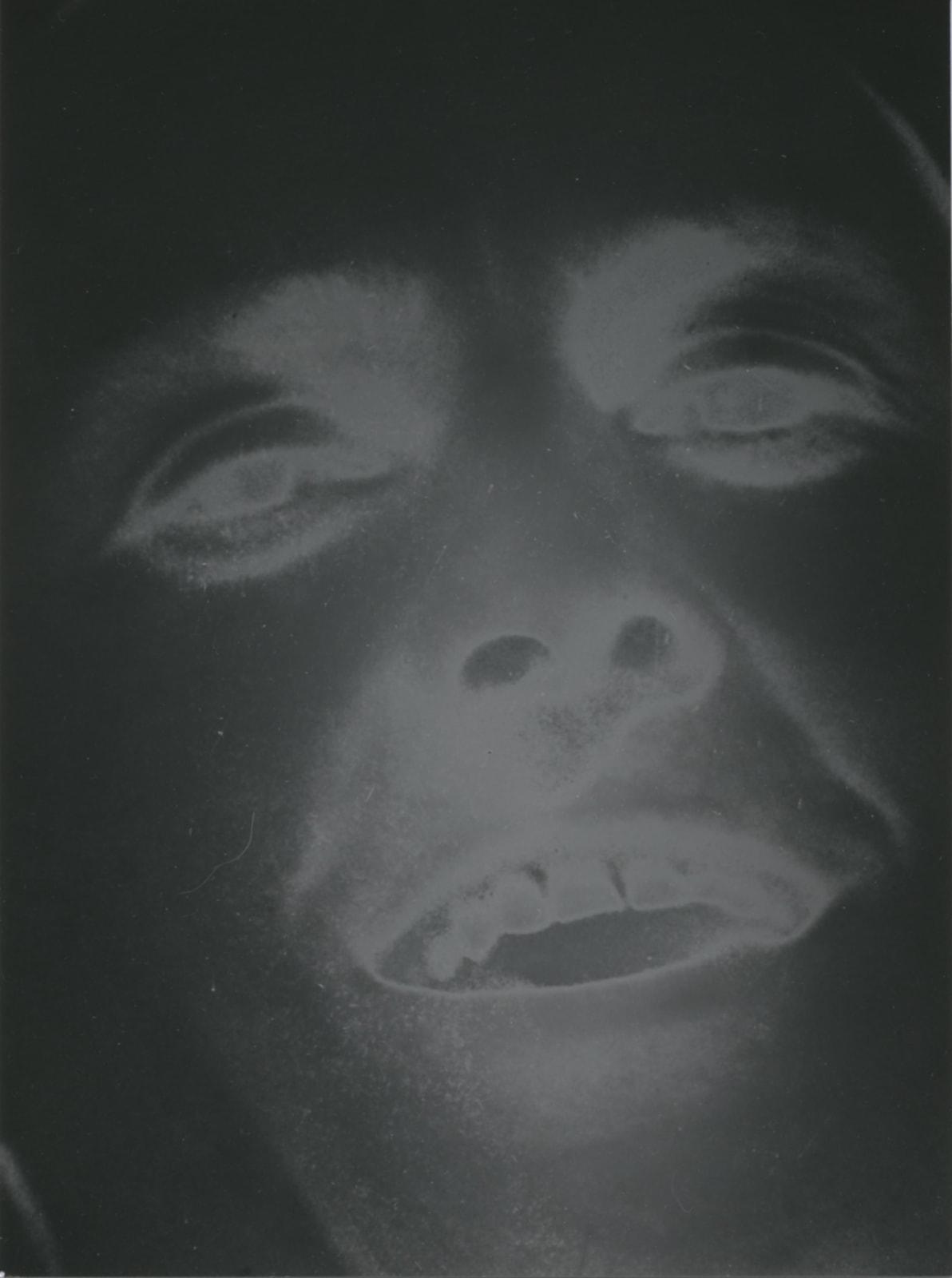 Jean Moral, Portrait négatif, c. 1928
