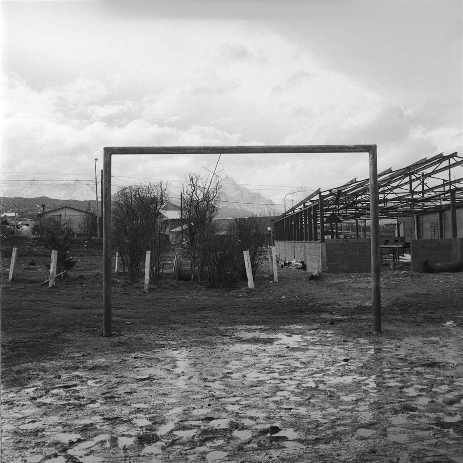 Pierre Schwartz, Ushuaïa #2, Argentine, 2001