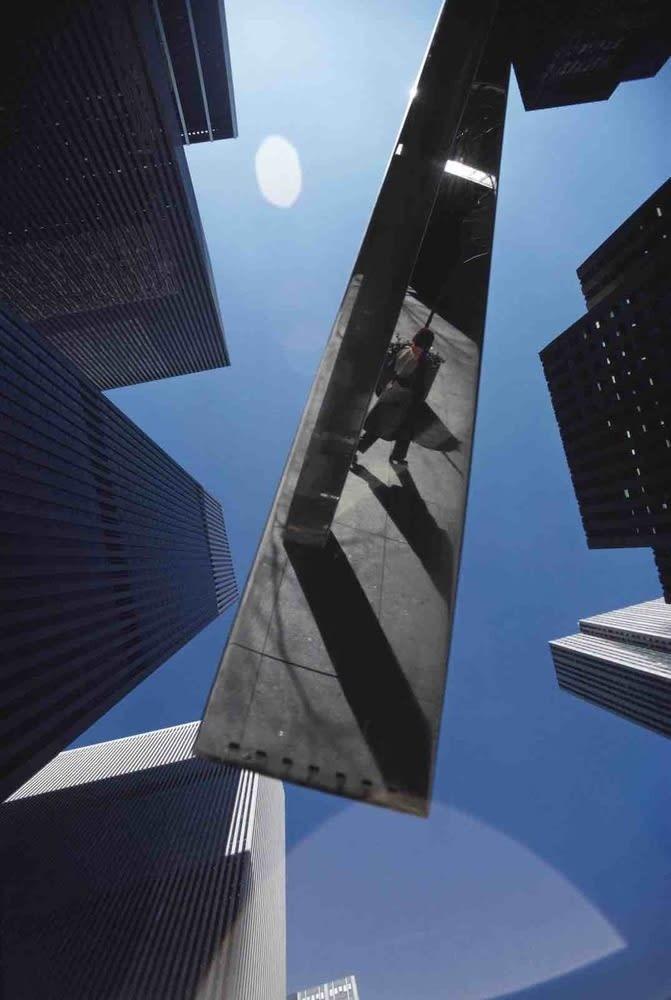 Ernst Haas New York Tirage chromogène posthume 30,5 x 45,7 cm Dim. papier: 41 x 51 cm