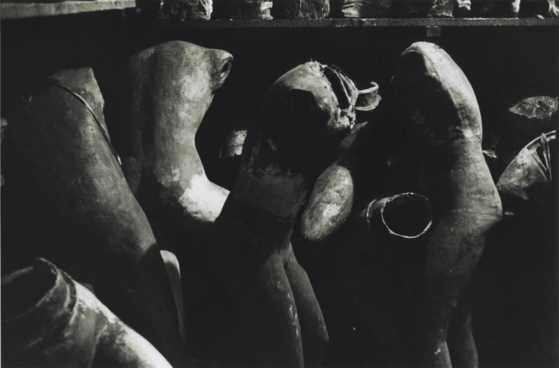 Hervé Guibert, Musée Grévin, Paris, 1978