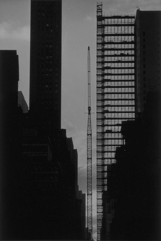 Sid Kaplan, New York City, 1958
