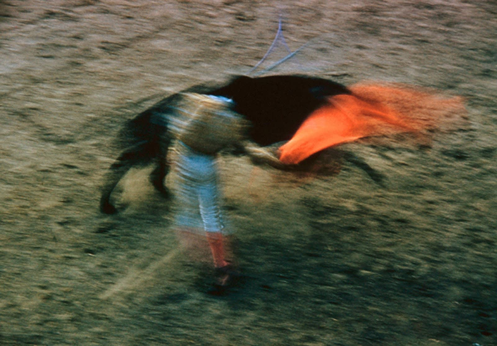 Ernst Haas, Bullfight, Pamplona, Spain, 1956