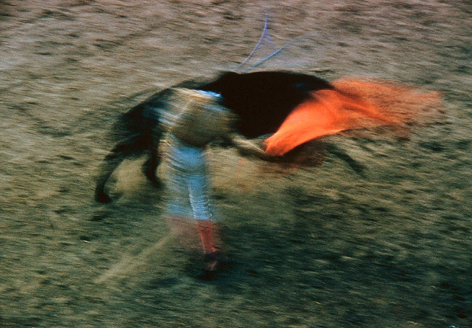 Ernst Haas, Bullfight, Pamplona, Spain, 1956