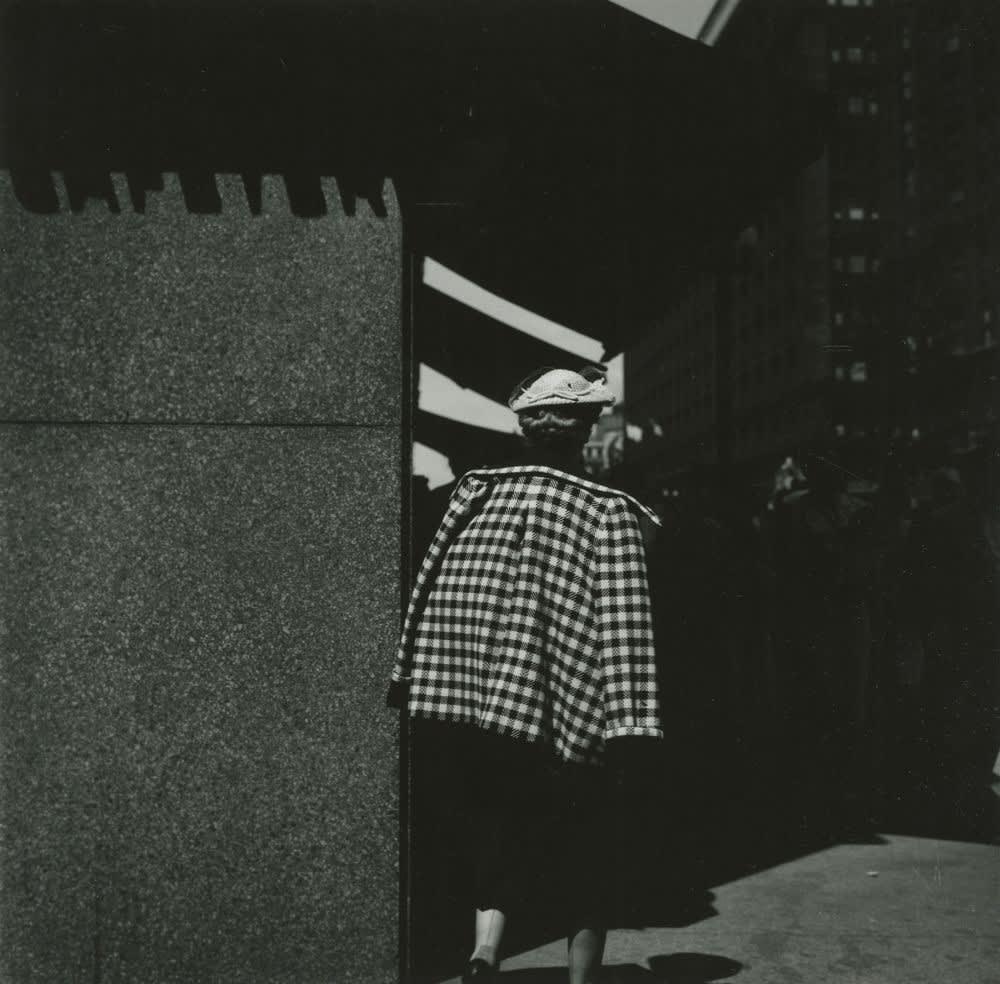 Ray K. Metzker, Chicago, 1958