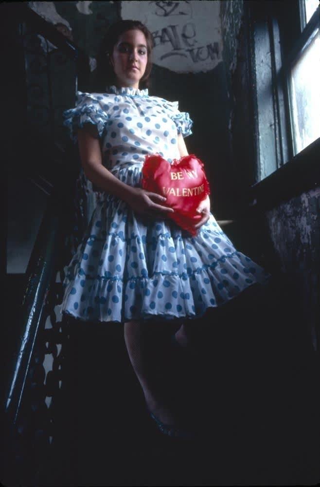 Arlene Gottfried, Be My Valentine, 1986