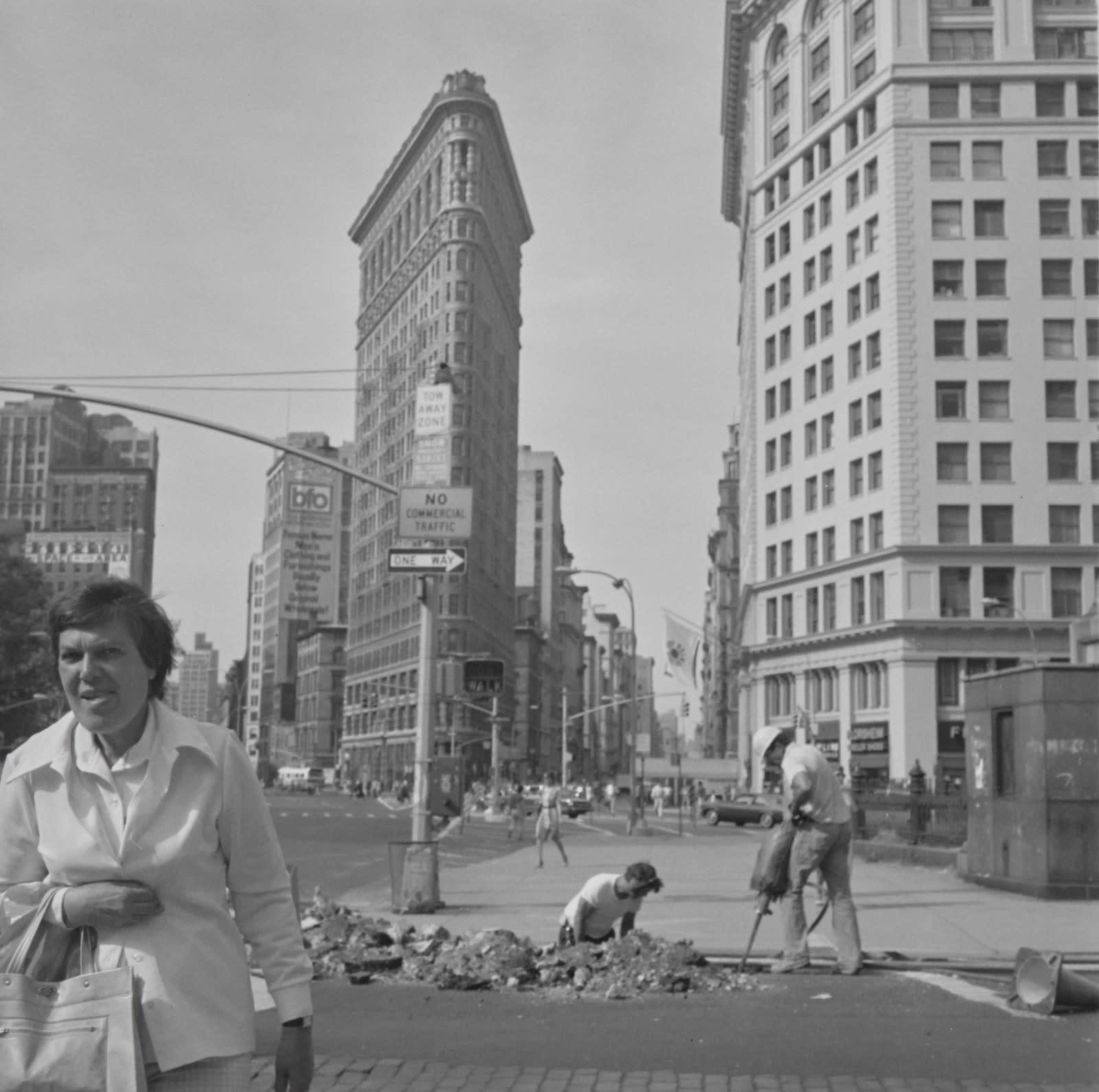 Steven Rifkin, Untitled, NYC, 1981