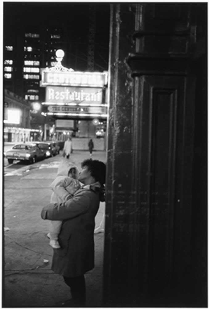 Tom Arndt, Mother and Child, Chicago, 1987