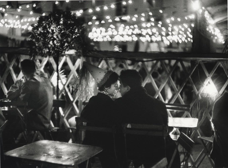 Sabine Weiss, Paris, 14 juillet, 1954