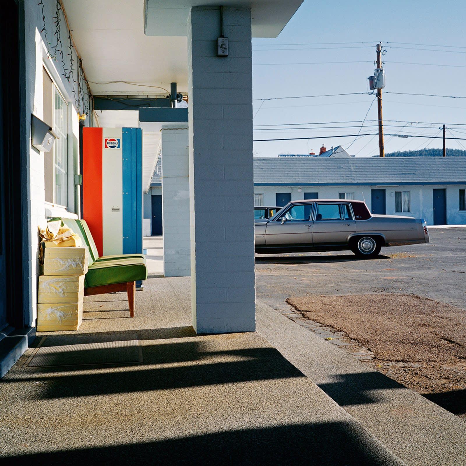 Jean-Christophe Béchet, Californie, 1999