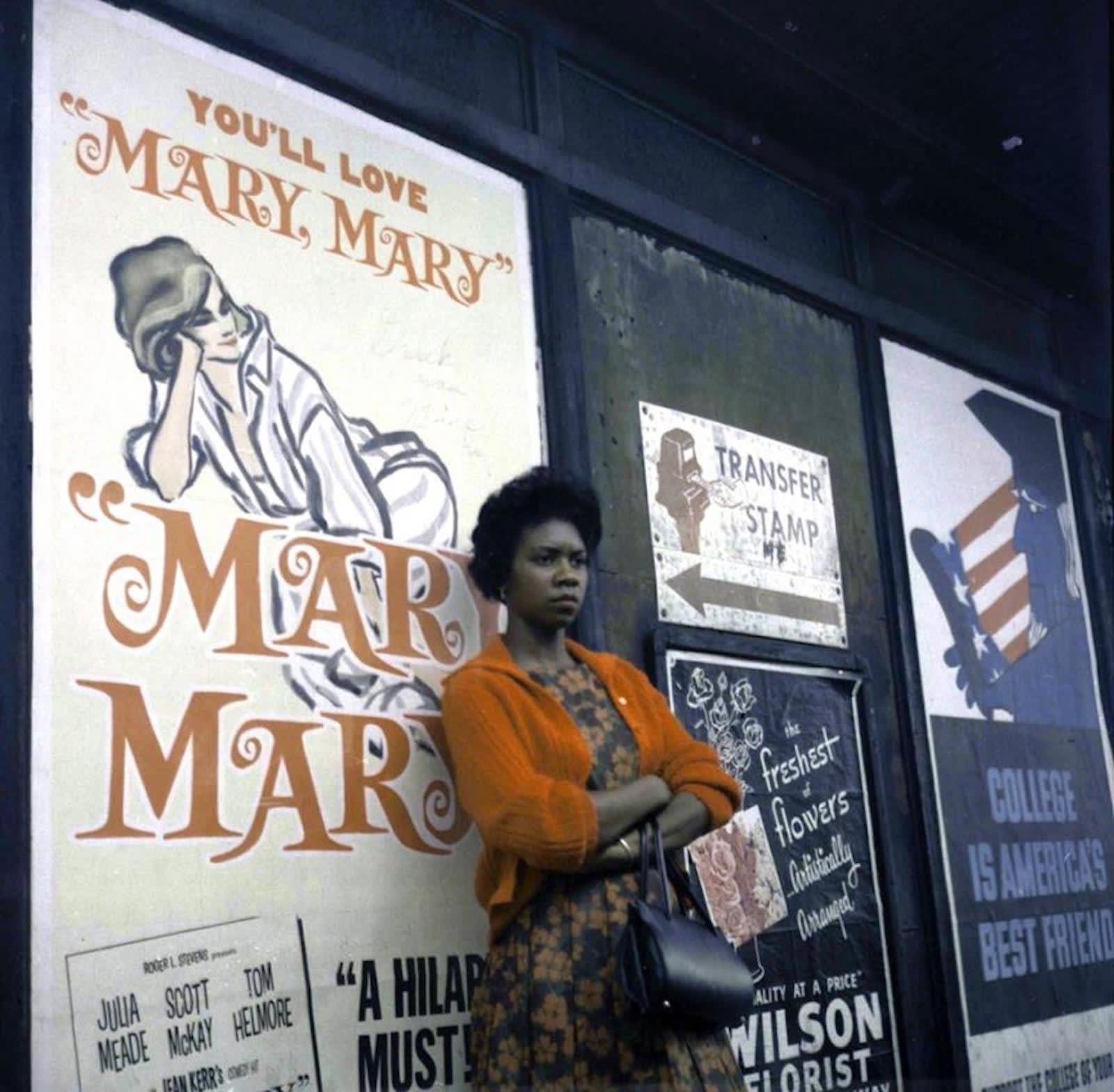 Vivian Maier, Chicago, IL, 1962