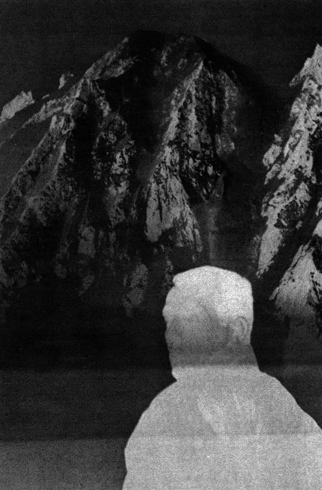 Sébastien Camboulive Contiguïté #13 Tirage pigmentaire sur papier Hahnemühle Fine Art 23 x 30 cm Dim. papier: 23 x 30 cm