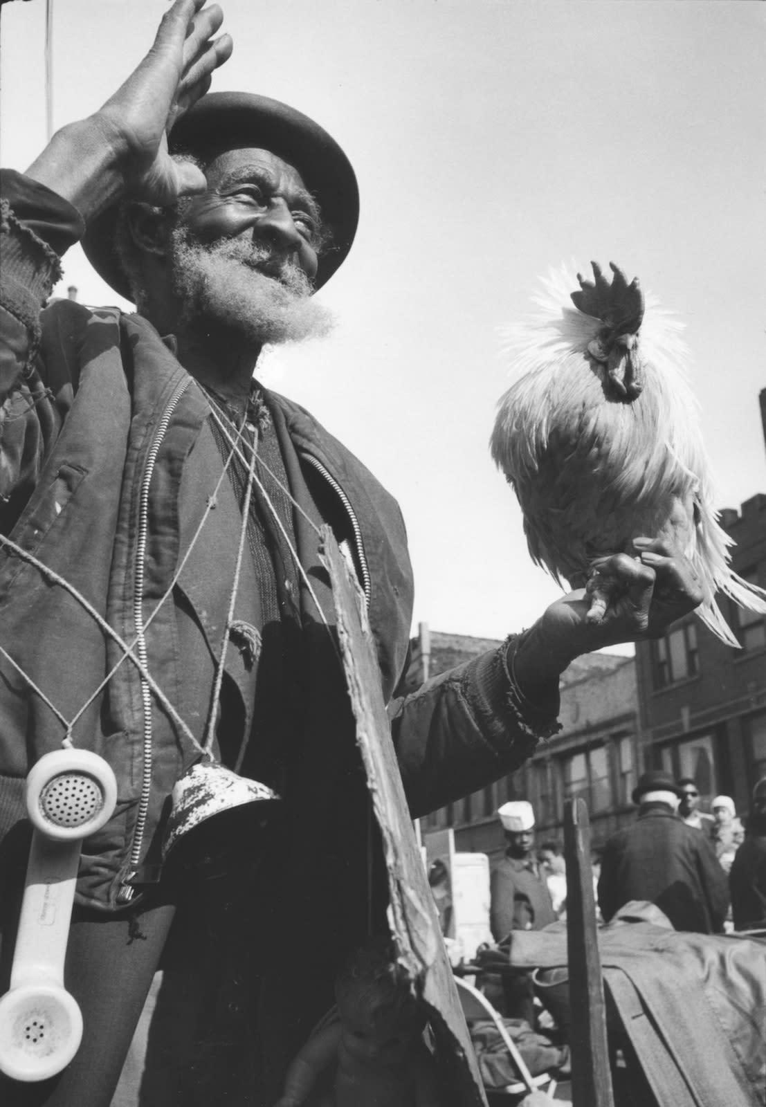Kenneth Josephson, Chicken Charlie, 1963