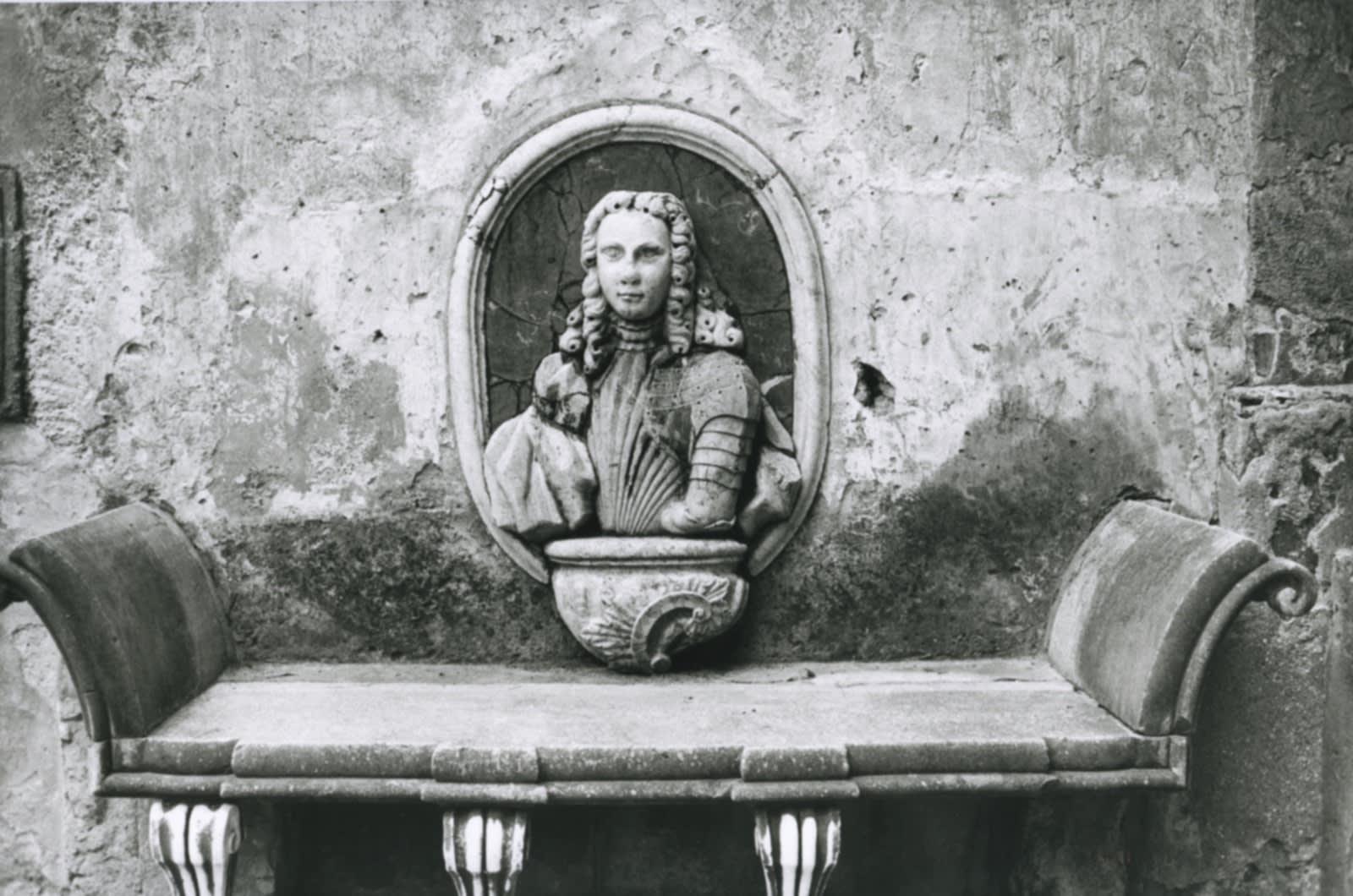 Hervé Guibert, Palerme, 1979