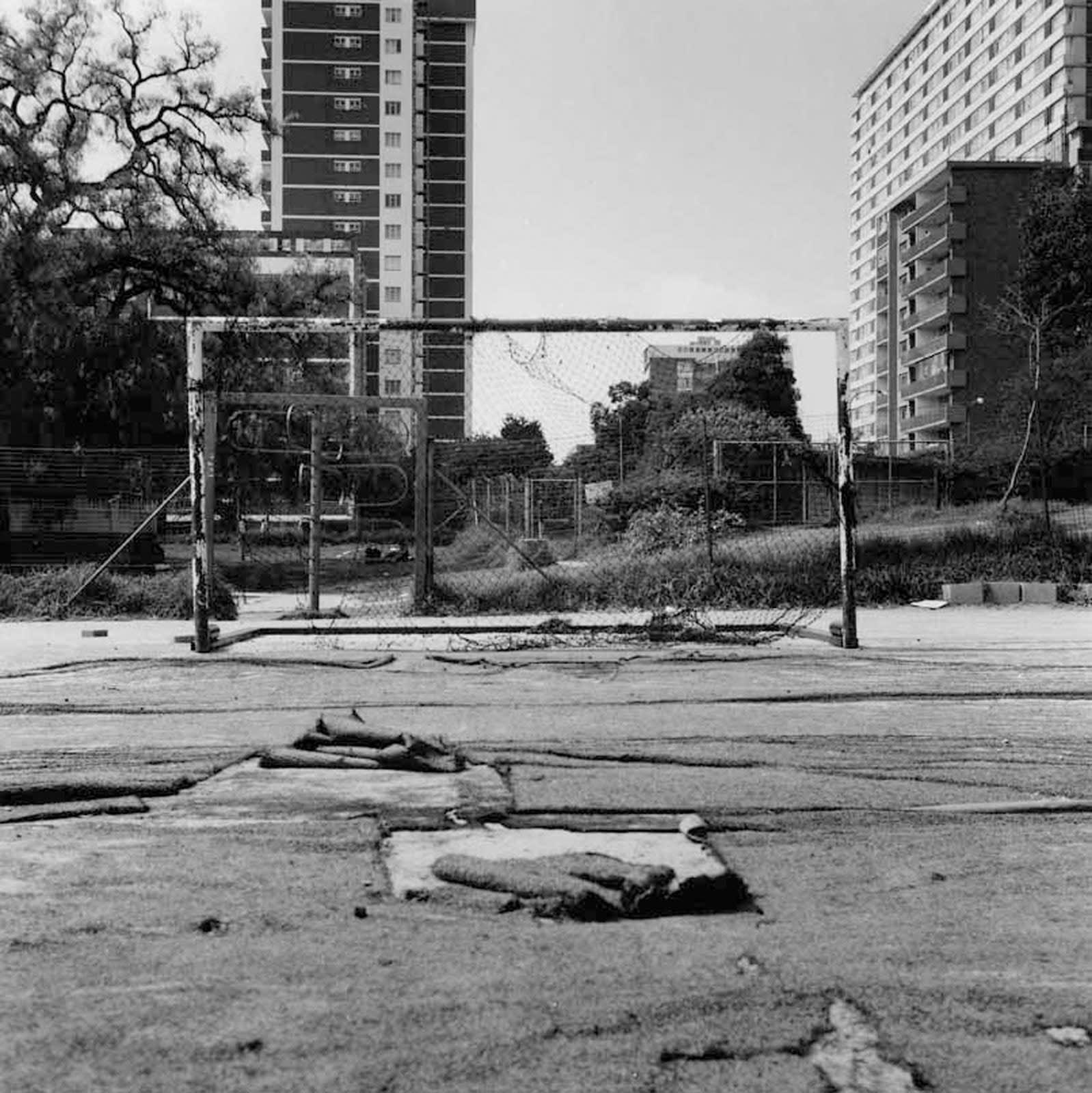 Pierre Schwartz, Johannesburg #1, Afrique du Sud, 1998