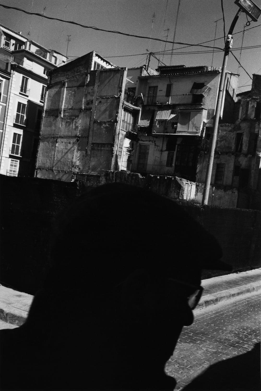 Jean-Christophe Béchet Valence, Espagne Tirage gélatino-argentique sur papier baryté, réalisé par l'artiste 25,6 x 39 cm Dim. papier: 40 x 50 cm