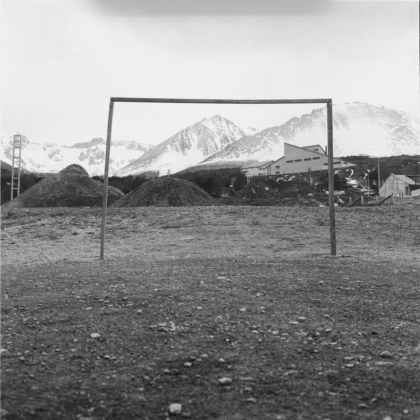 Pierre Schwartz, Ushuaïa #1, Argentine, 2001