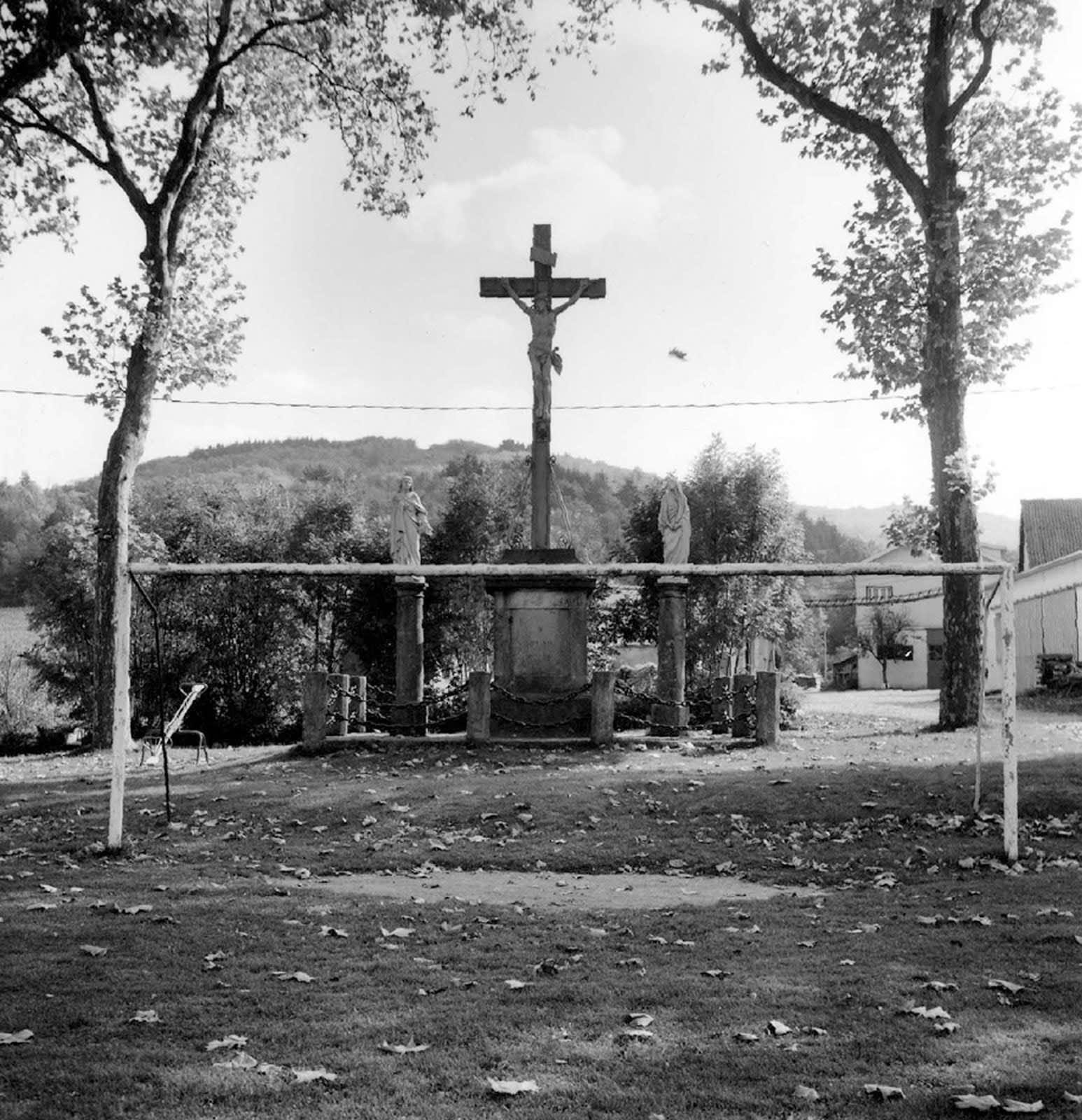 Pierre Schwartz, Saint-Jean-du-Bruel, France, 1996