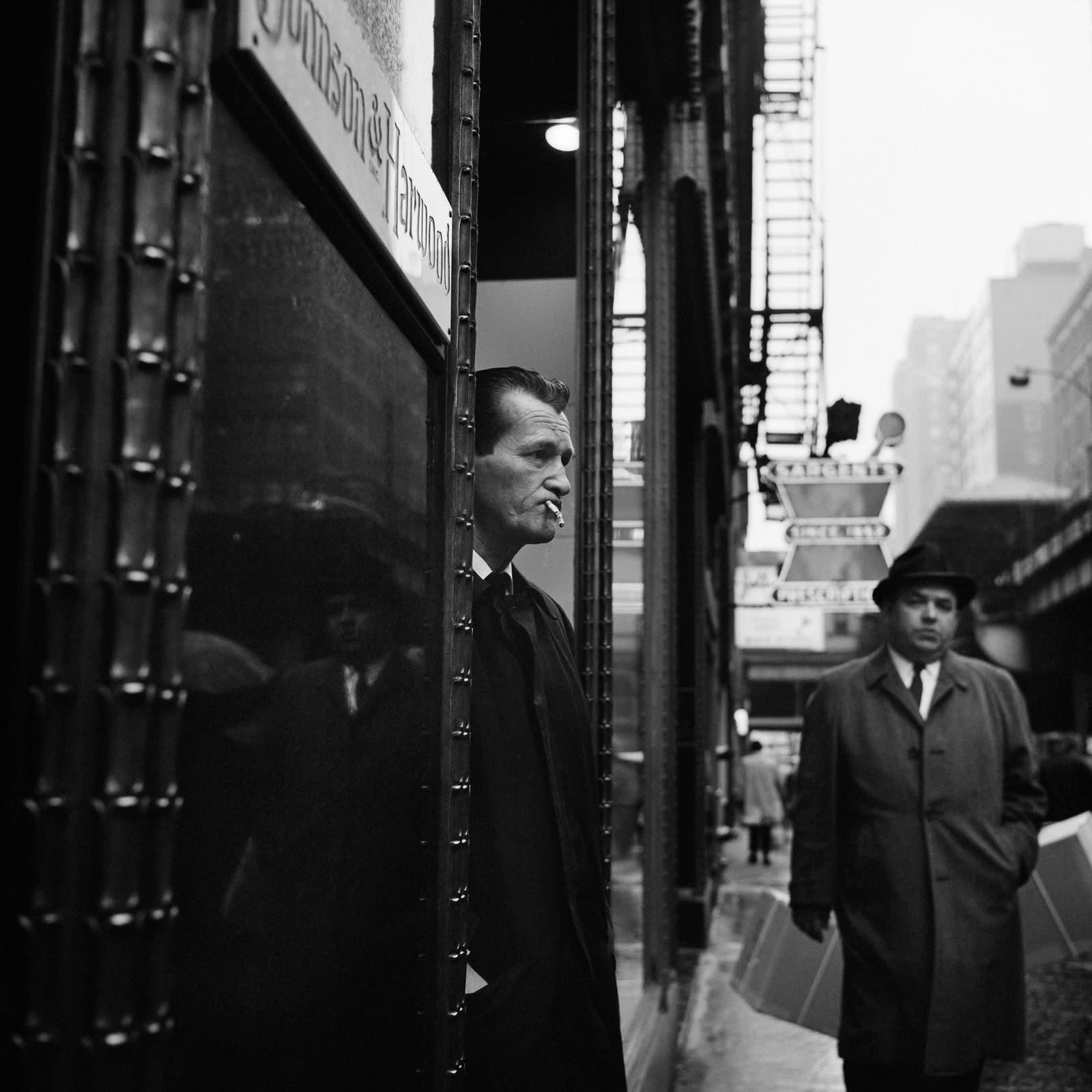 Vivian Maier, Chicago, IL, March 31, 1966