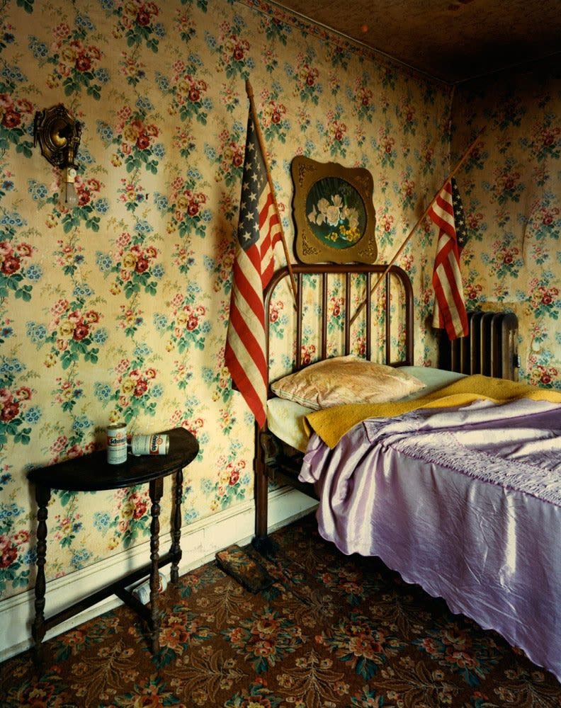 Bruce Wrighton, The Union Hotel, Binghamton, NY, 1987