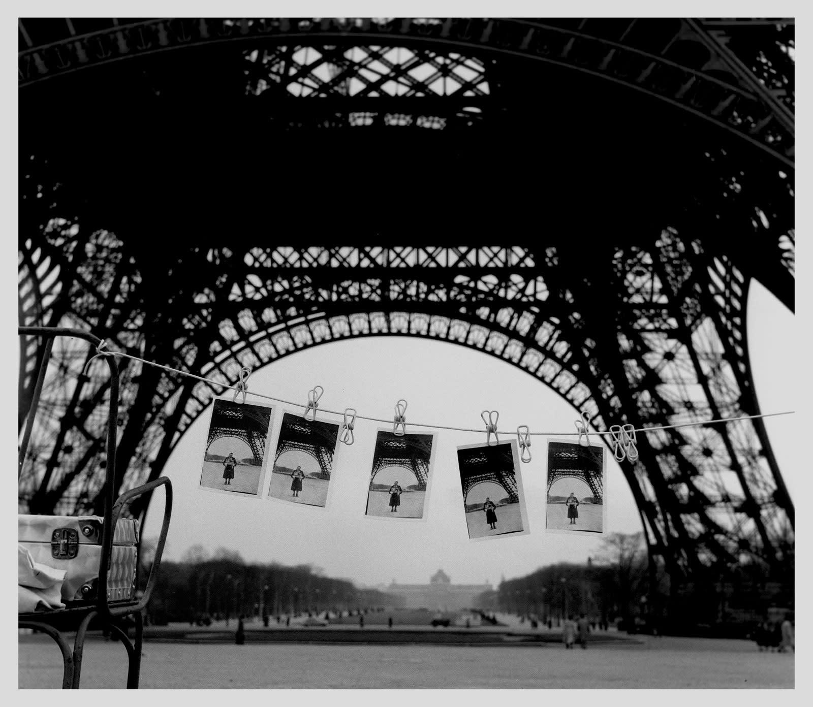Sabine Weiss Paris Tirage gélatino-argentique d'époque réalisé par l'artiste 25 x 22,5 cm Dim. papier: 25 x 22,5 cm