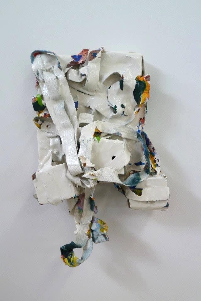 Édouard Prulhière Petite merde Technique mixte 45 x 30 x 12 cm