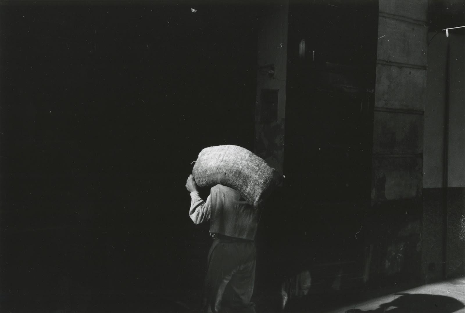 Ray K. Metzker, Europe, 1961
