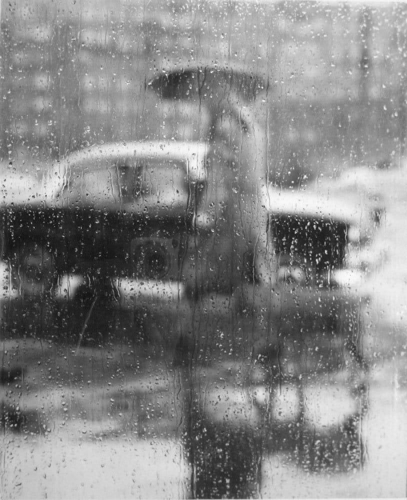 Sabine Weiss Paris Tirage gélatino-argentique postérieur 25,4 x 33,1 cm Dim. papier: 30 x 40 cm
