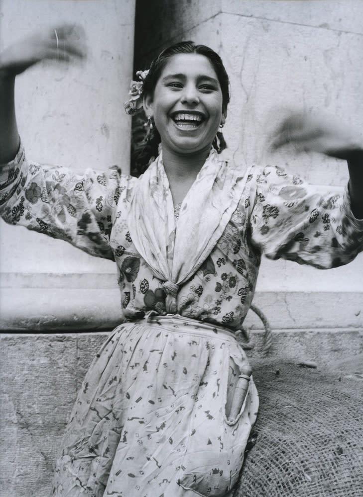 Sabine Weiss, Valence, 1954