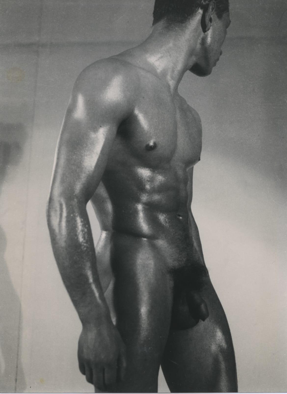 Pierre Boucher, Nu masculin, 1937