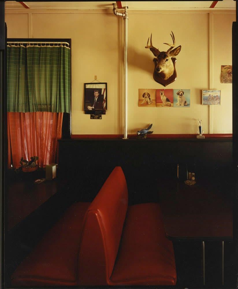 Bruce Wrighton, The Stag Hotel, Johnson City, NY, 1986