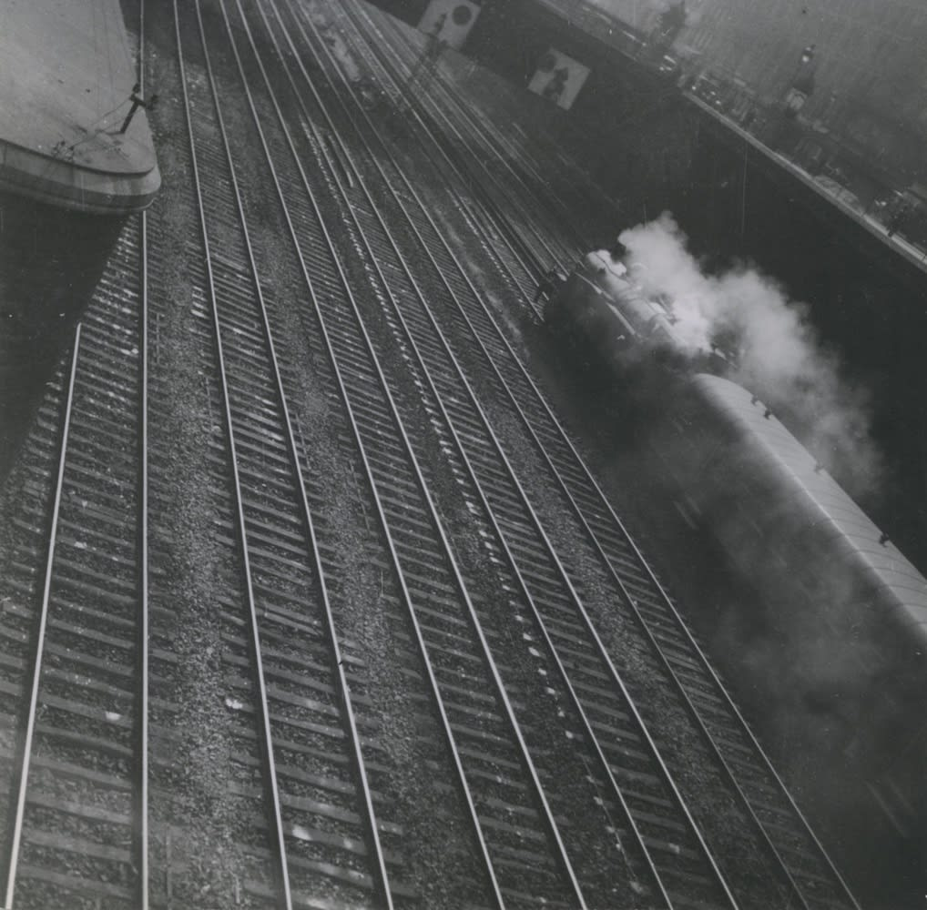 Pierre Boucher, Rails, c. 1933