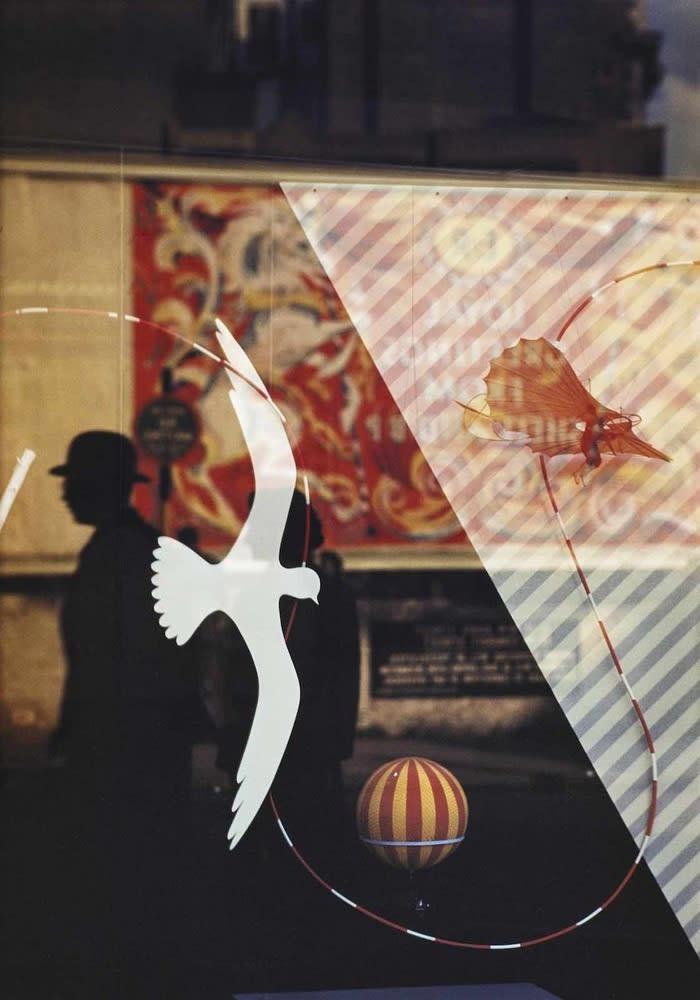 Ernst Haas, London, 1960