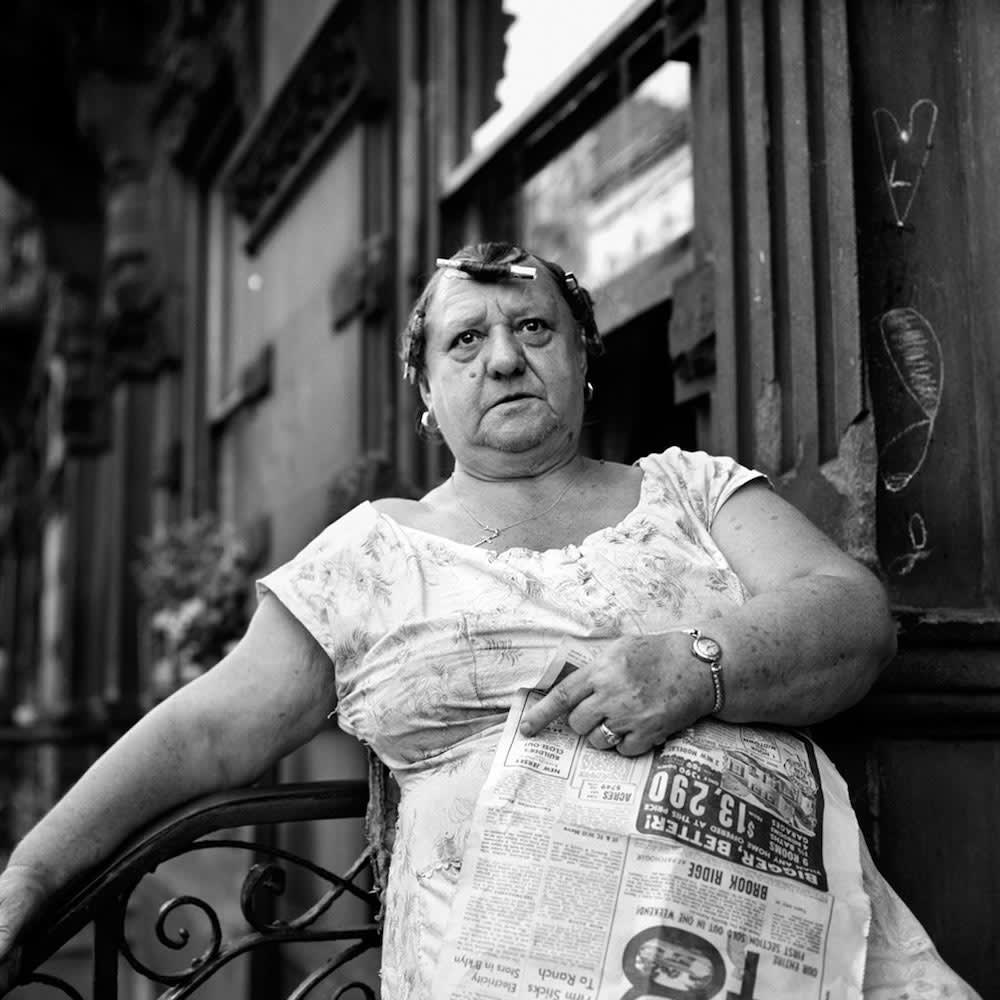 Vivian Maier, New York, NY, Sept. 29, 1959