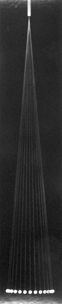 Berenice Abbott, The Pendulum, 1958