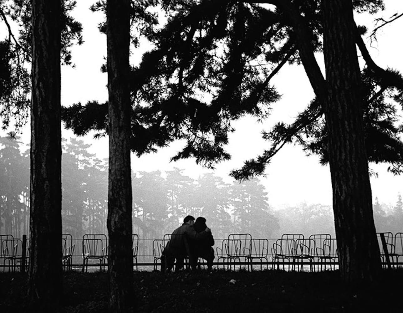 Sabine Weiss, Bois de Boulogne, Paris, 1952