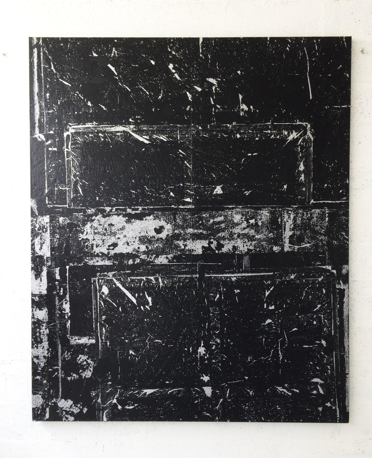 Édouard Prulhière Sans titre Peinture sur toile 195 x 162 cm