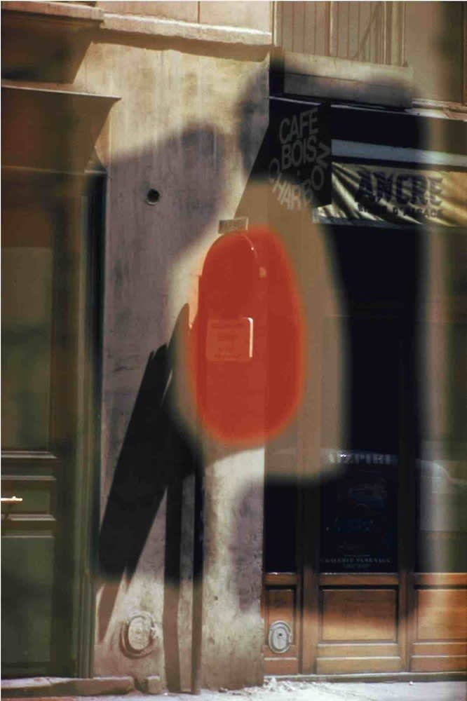 Ernst Haas, Caen, France, 1976
