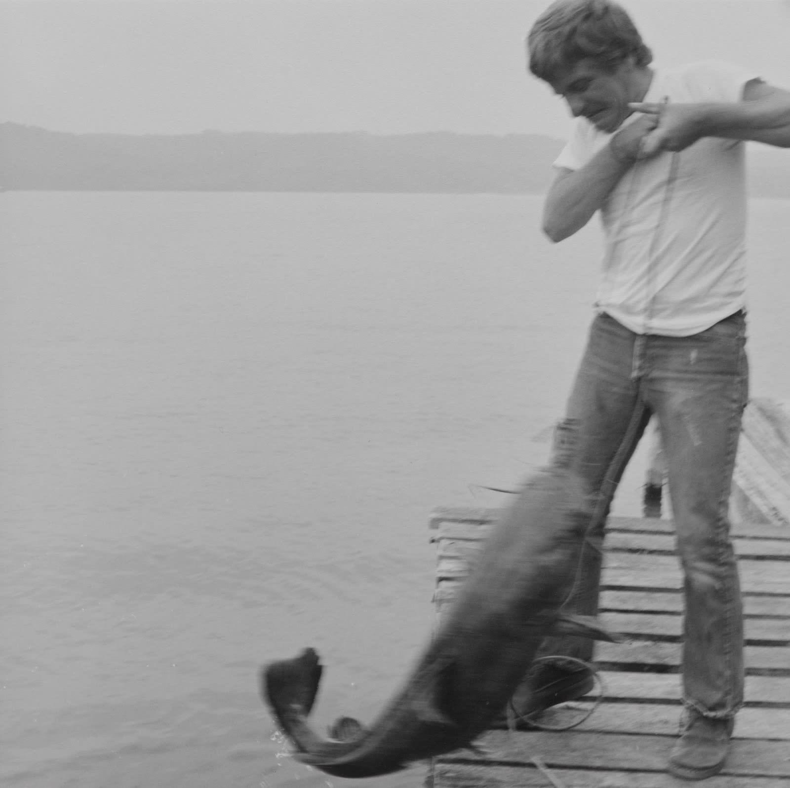 Steven Rifkin, Untitled, Lake Lemon, IN, 1977