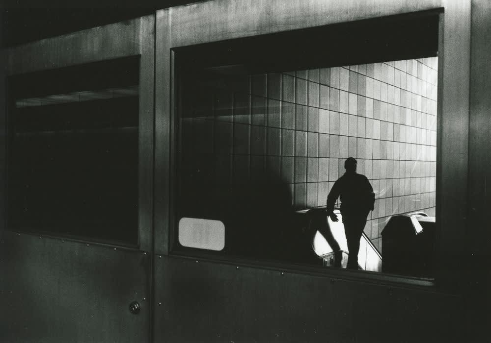 Ray K. Metzker, Philadelphia, 1969