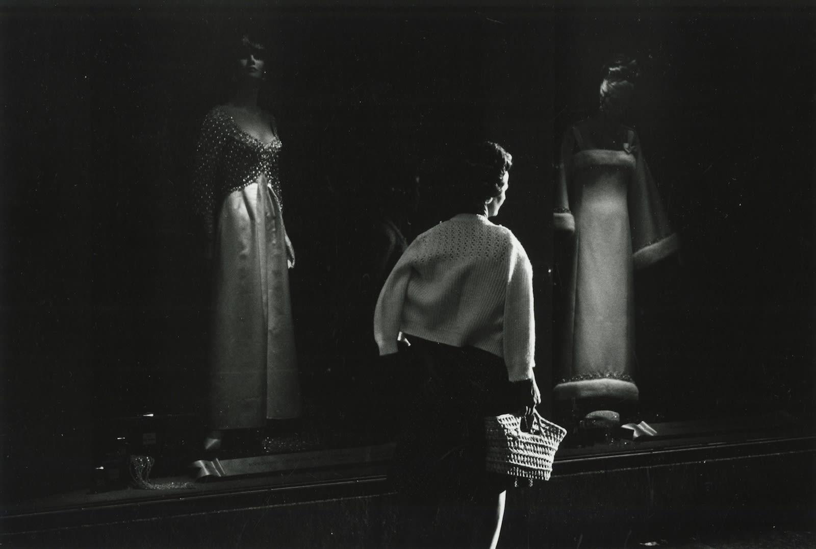Ray K. Metzker, Early Philadelphia, 1964