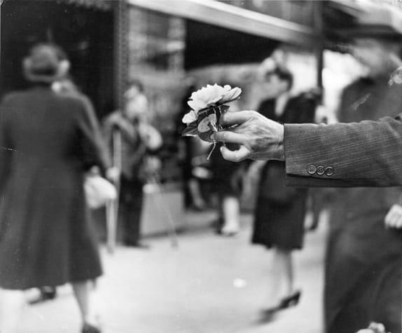 Louis Faurer, Philadelphia, 1944