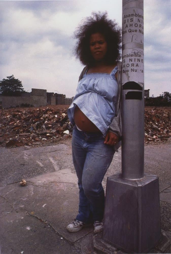 Arlene Gottfried, Fort Apache, 1980