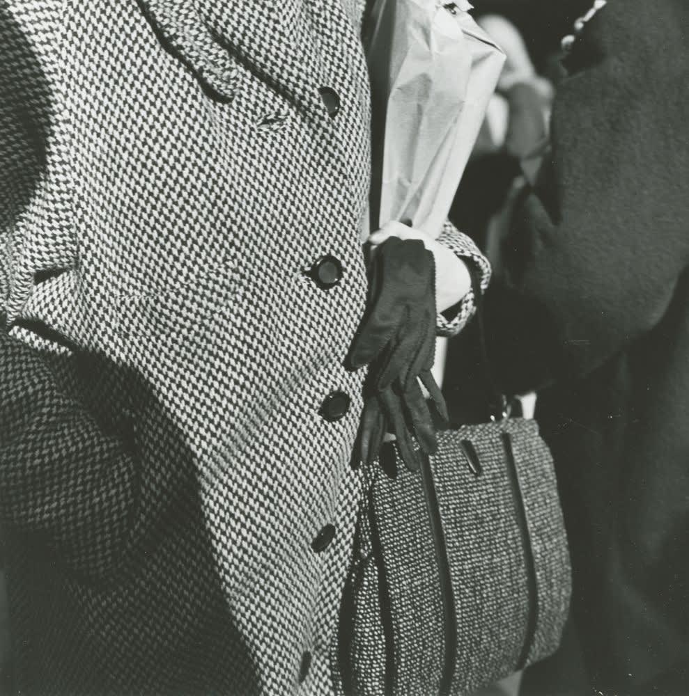 Ray K. Metzker, Chicago, 1957
