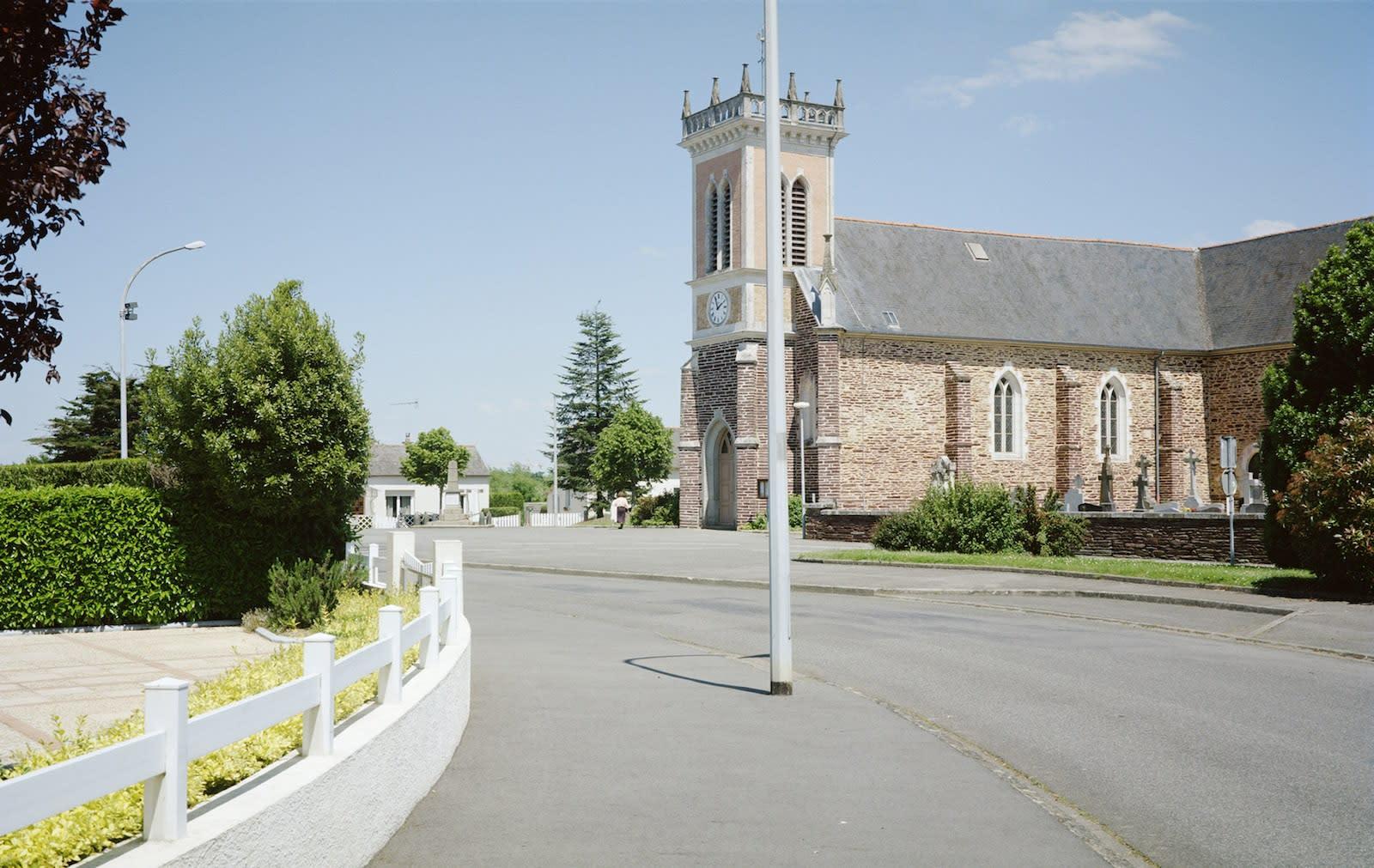 André Mérian, Saint-Jacques-de-la-Lande, juin 2009, Ille et Vilaine