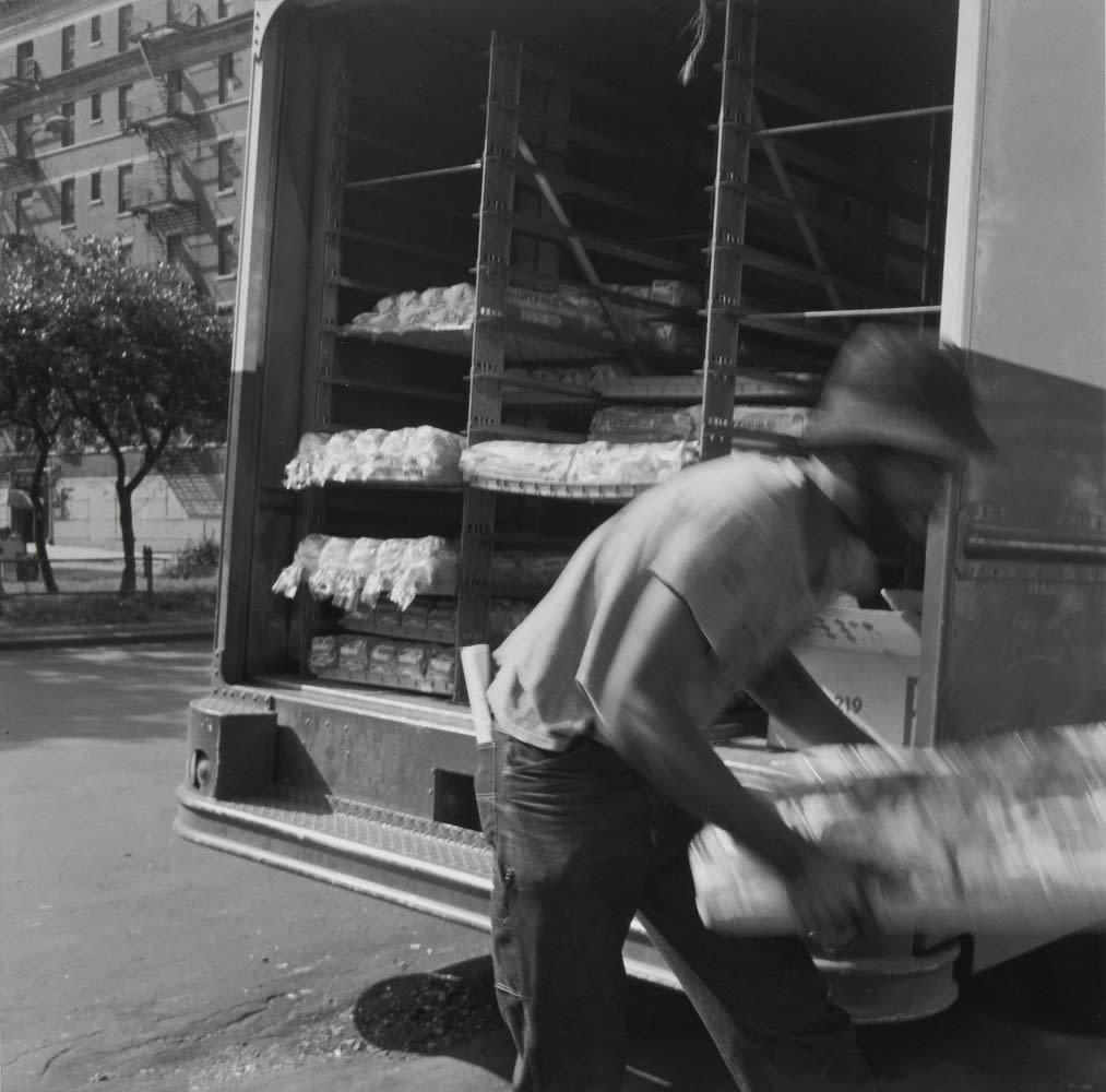 Steven Rifkin, Untitled, Brooklyn, NY, 1980
