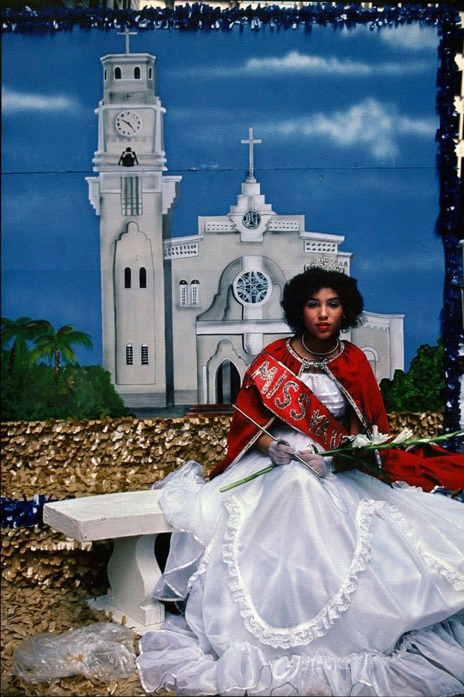 Arlene Gottfried, Miss Yauco, 1981