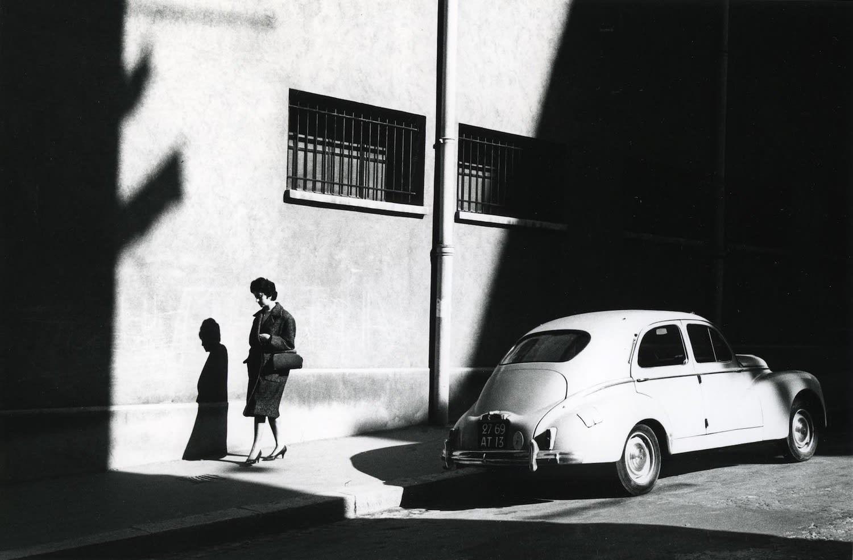 Ray K. Metzker, Marseille, France, 1961