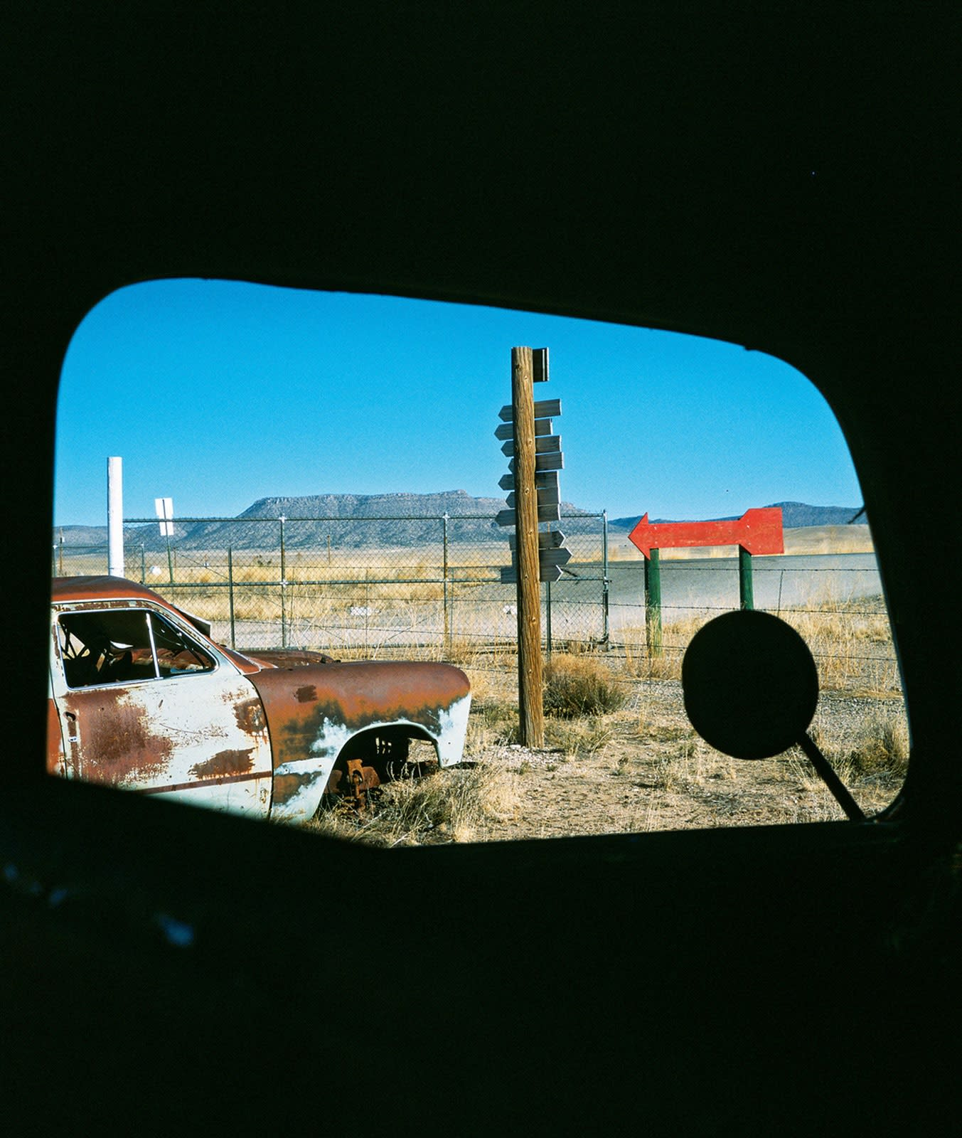 Jean-Christophe Béchet, Nevada #2, 2004