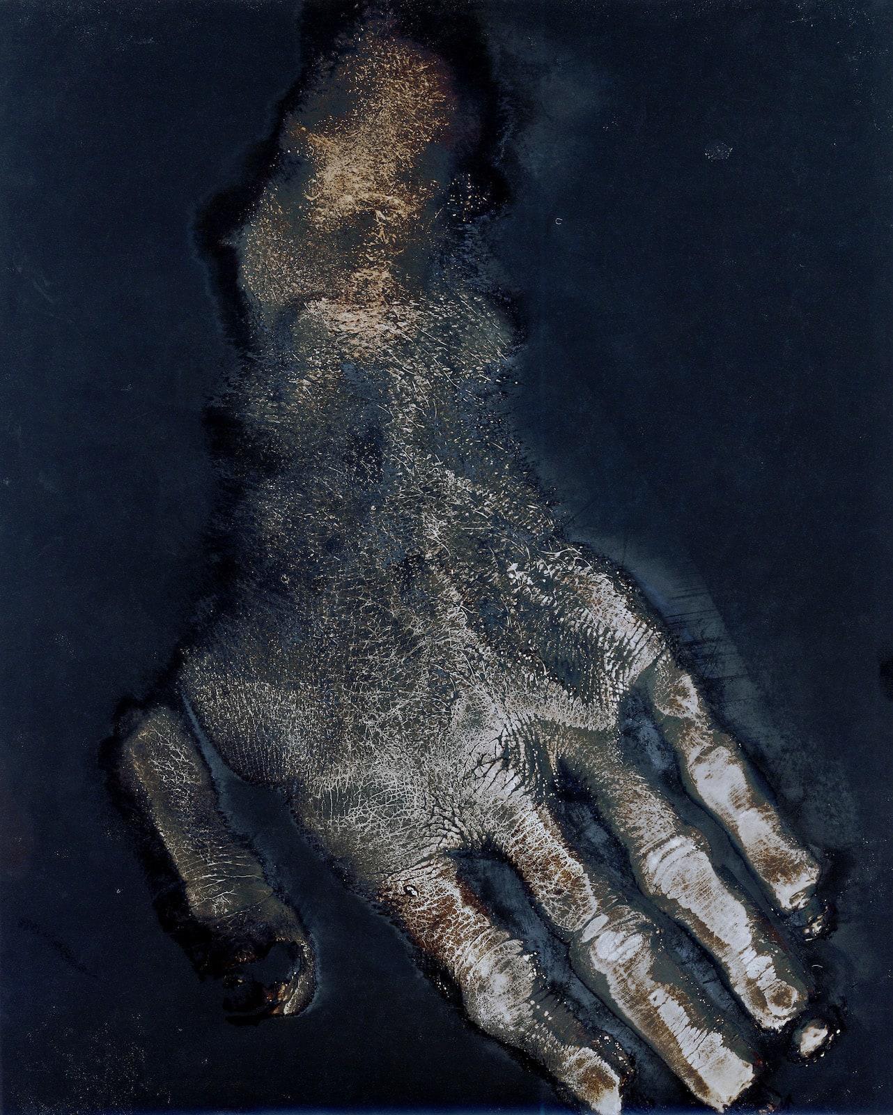 Thierry Balanger, Vanité 77, 1994